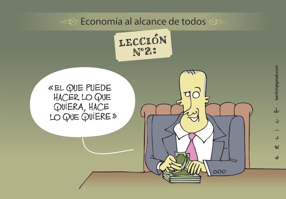 Economía para todos, lección 2