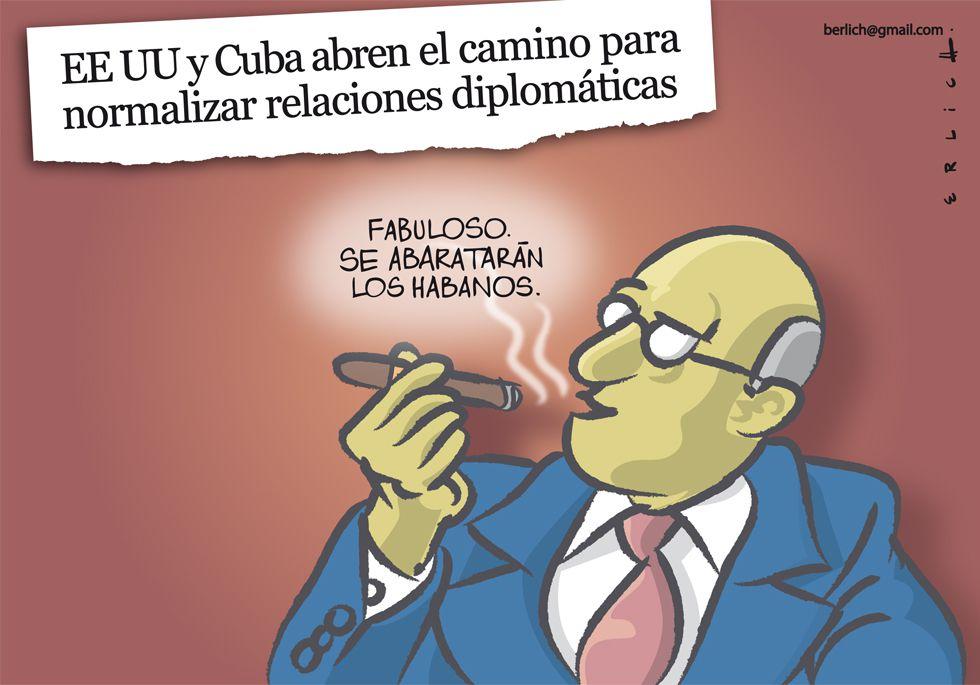 Estados Unidos y Cuba