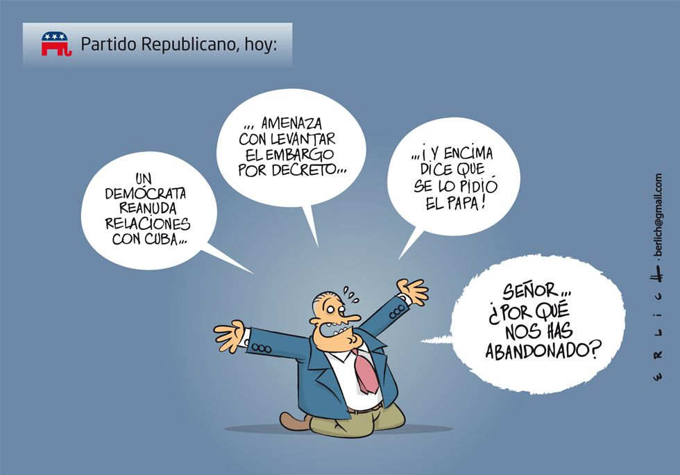 Ah, los Republicanos