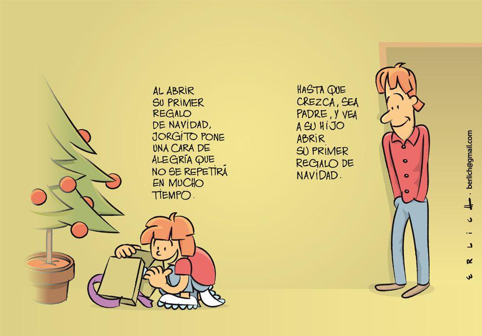 El primer regalo