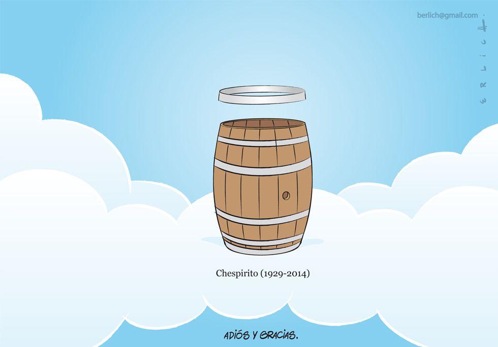 Adiós Chespirito