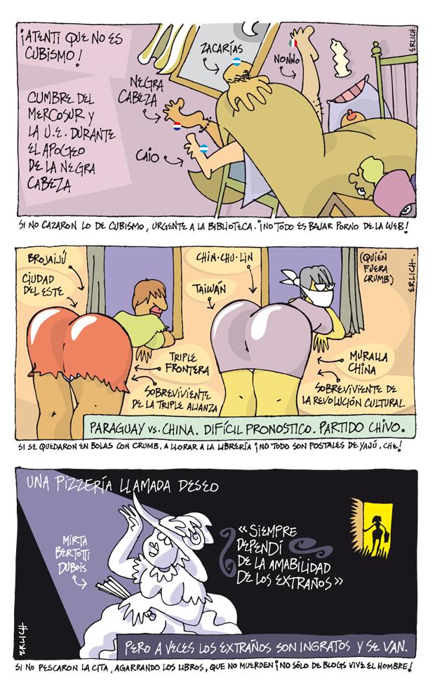 Un adiós en guarany