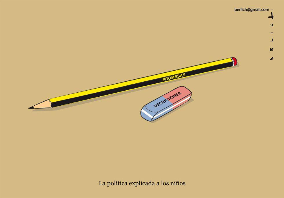 La política explicada