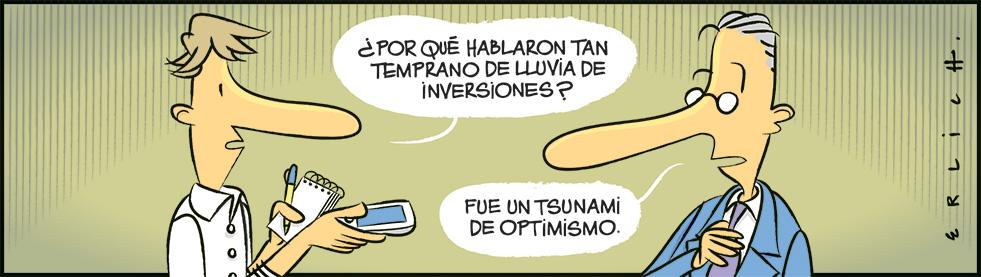 Lluvia de inversiones