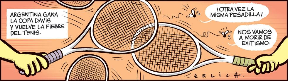 Vuelve el tenis