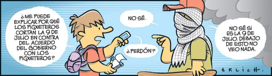 Piqueteros