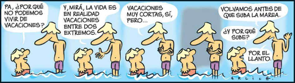 Vivir de vacaciones