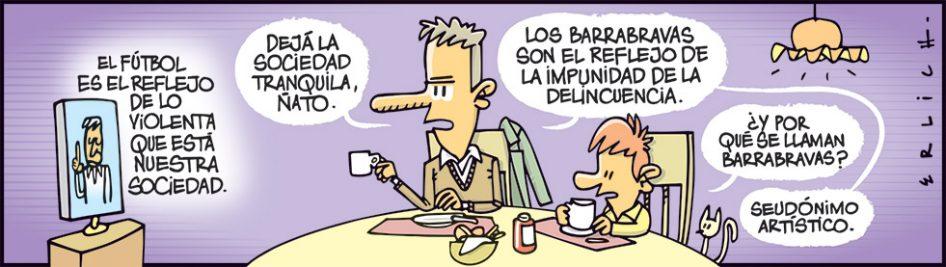 Barrabravas