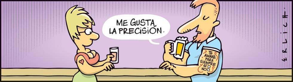 Precisión