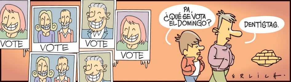 Qué se vota