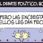 El debate político, hoy