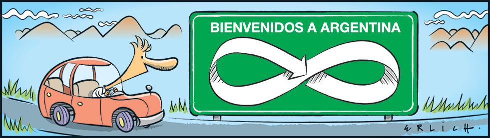 Bienvenidos a Argentina