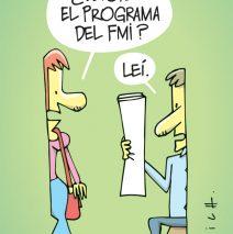 El programa del FMI