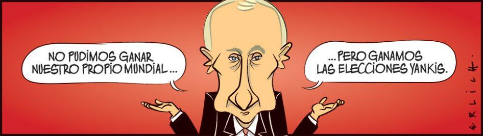 Rusia y el Mundial