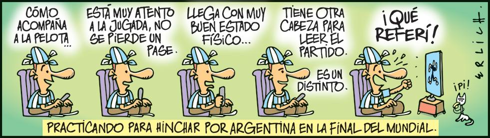 Argentina en la Final