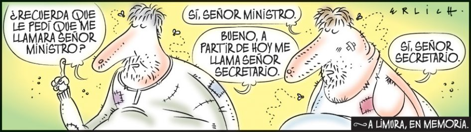 Ministros y secretarios
