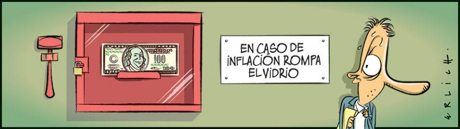 En caso de inflación