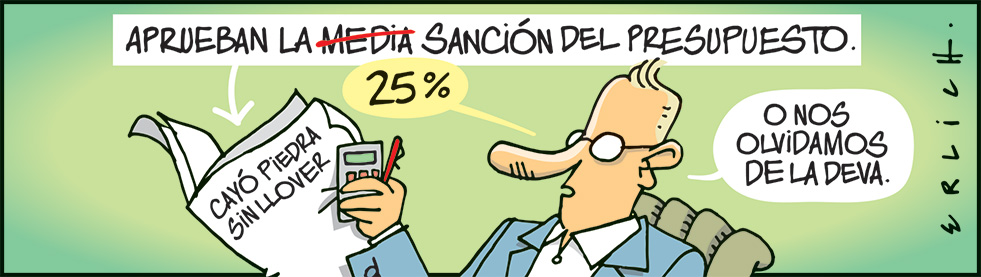 Media sanción