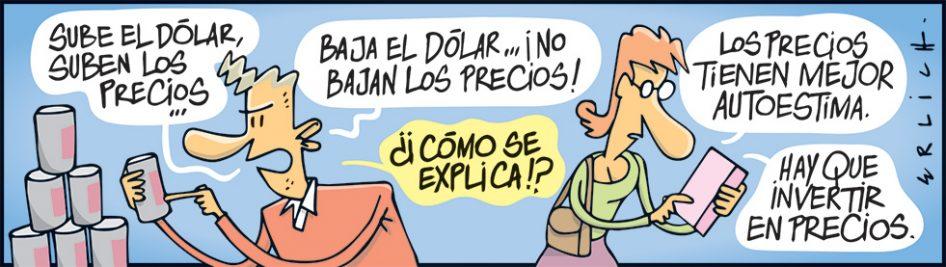 Dólar y precios