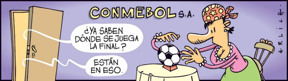 CONMEBOL s.a.
