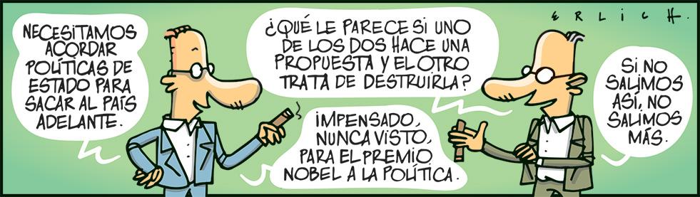 Políticas de Estado