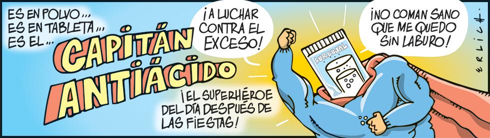 El superhéroe del día después