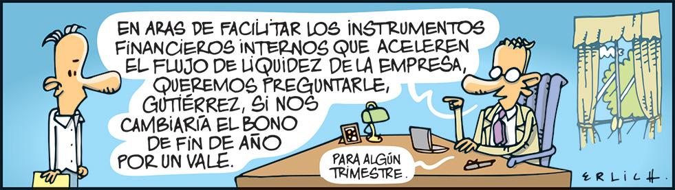 Instrumentos financieros internos