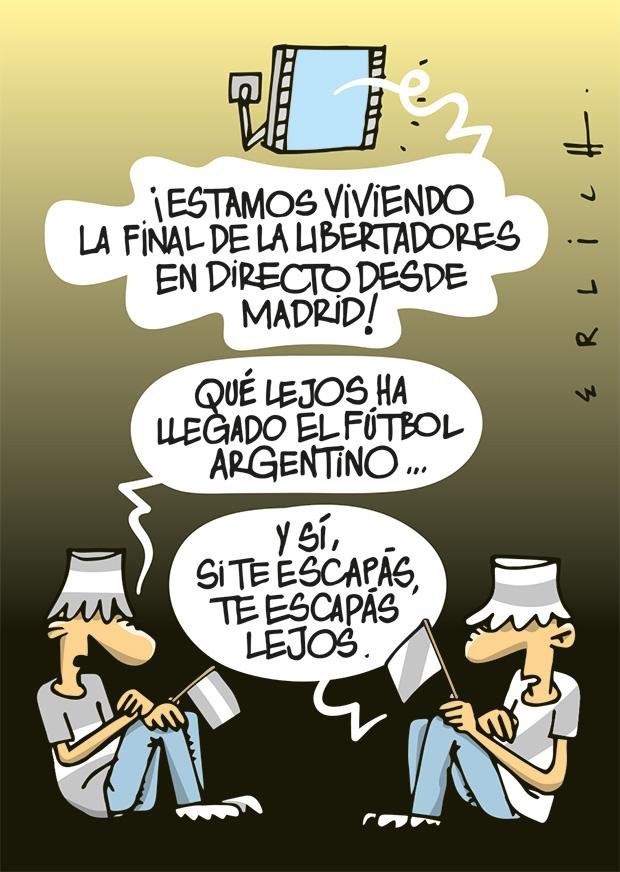 Final de la Libertadores