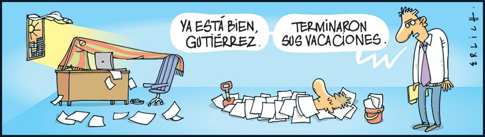 Ya está bien, Gutiérrez