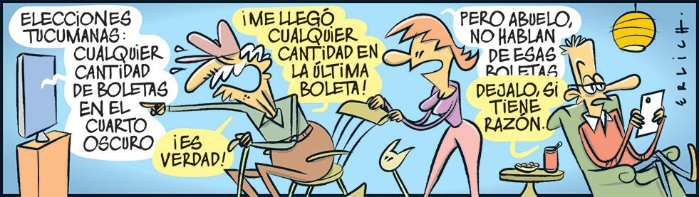Las elecciones tucumanas
