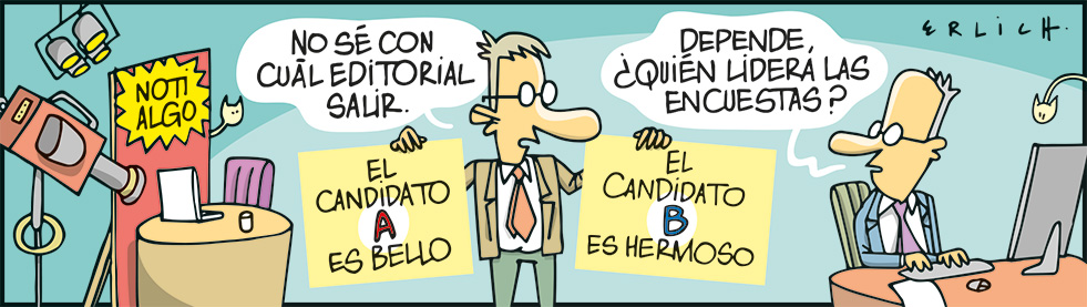 Periodismo político