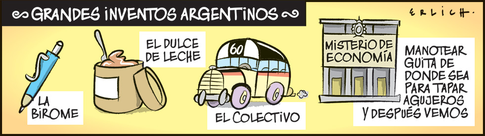 Grandes inventos argentinos