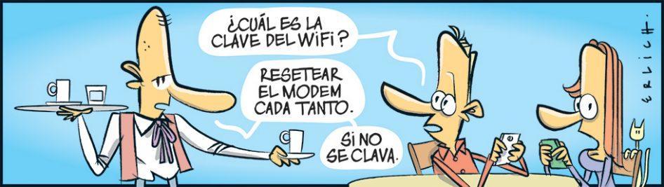 La clave del WiFi