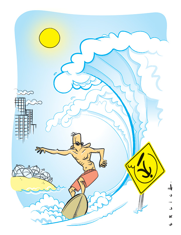 Una de surf
