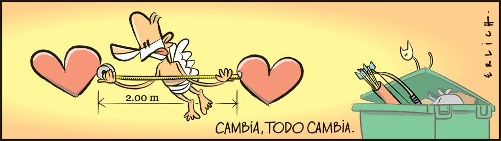 Cupido post pandemia