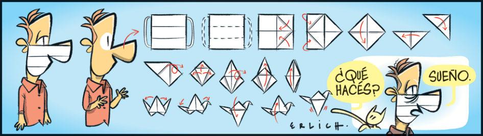 Sueños de Origami