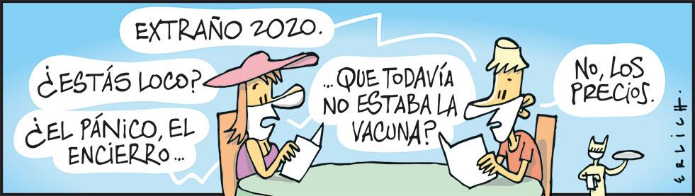 Extraño 2020