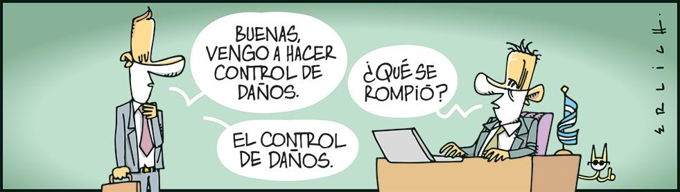 Control de daños