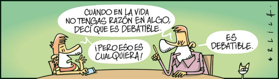 Debatible