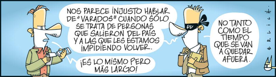 Varados (II)