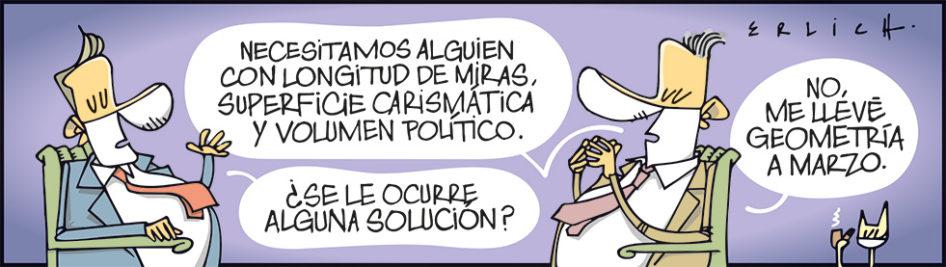 Volumen político